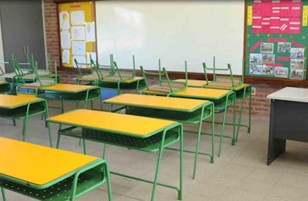 Suspenden obligatoriedad de ir a clases en Montevideo, Canelones, Rivera y el Chuy