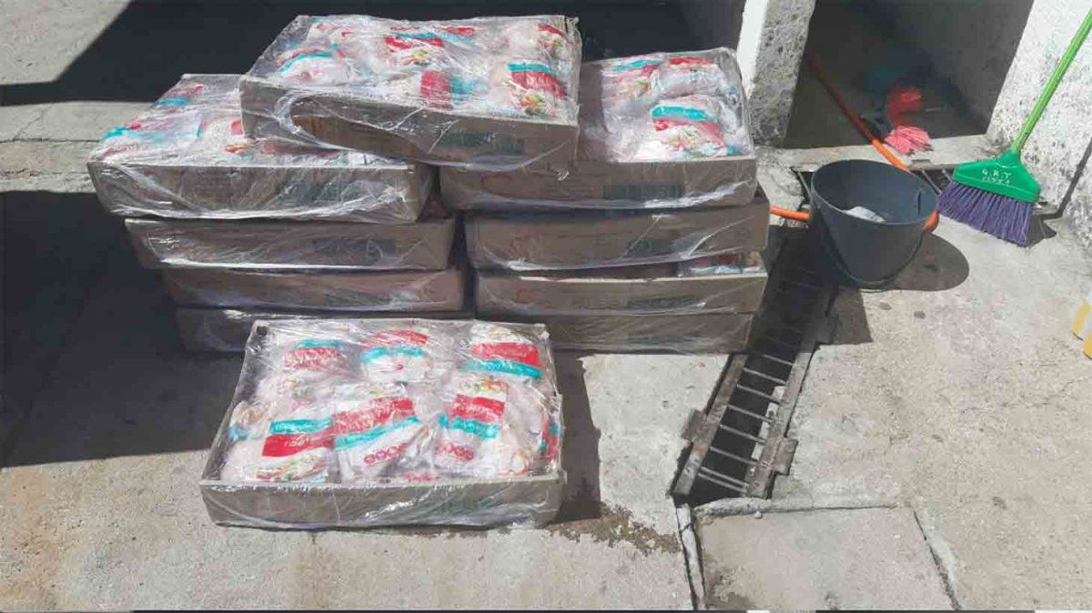 Incautan mercadería de contrabando por más de $40 mil en Treinta y Tres