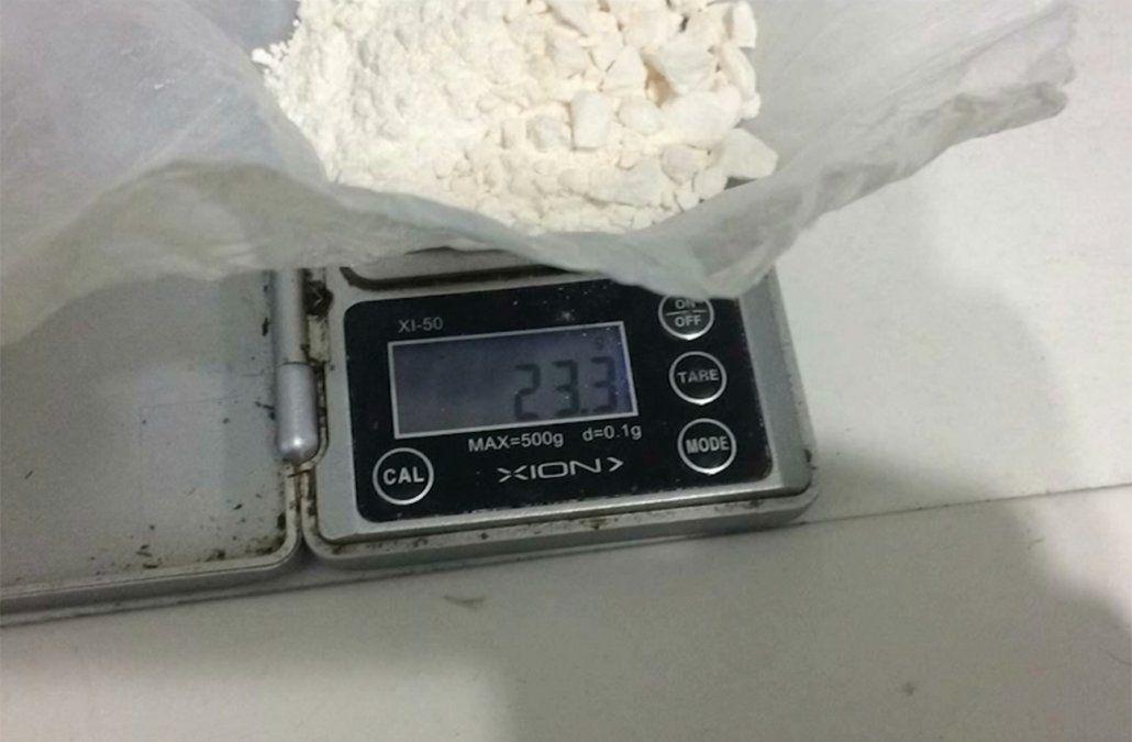 Incautan 109 kilos de cocaína en un control policial sobre ruta 9