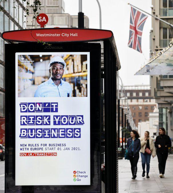 Restaurantes, cines y museos volverán a cerrar en Londres por el coronavirus