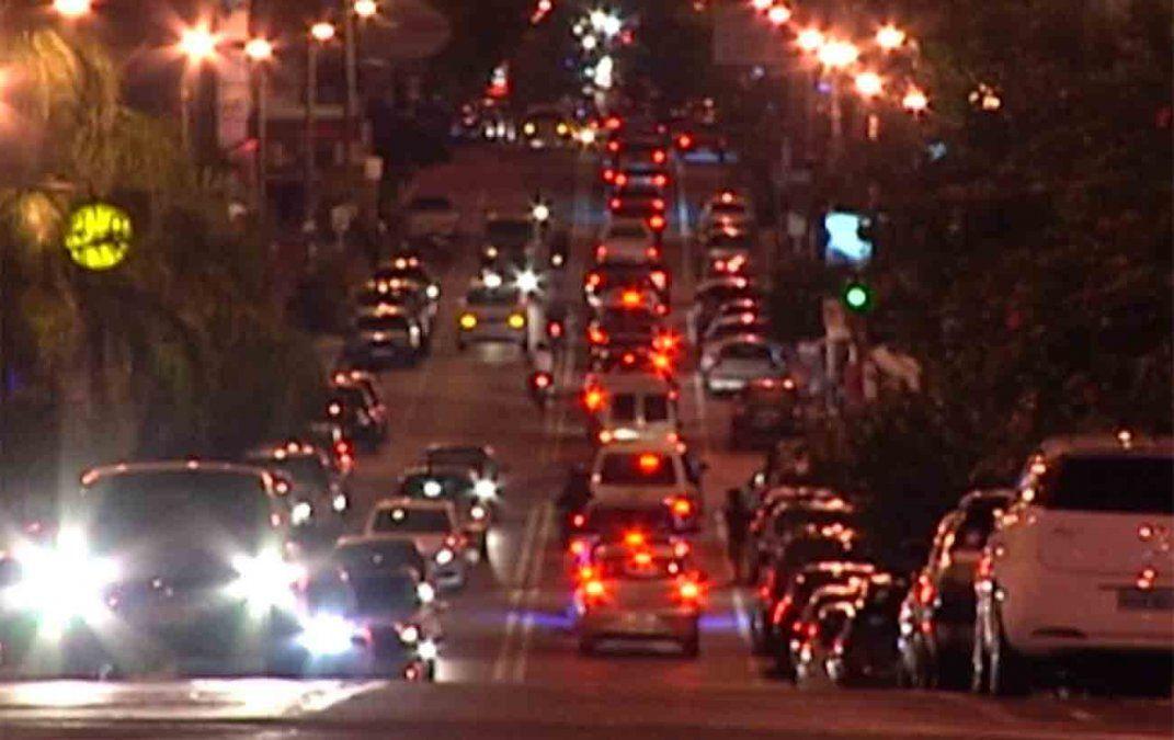 Brasileños de ciudades cercanas con toque de queda cruzan a Uruguay