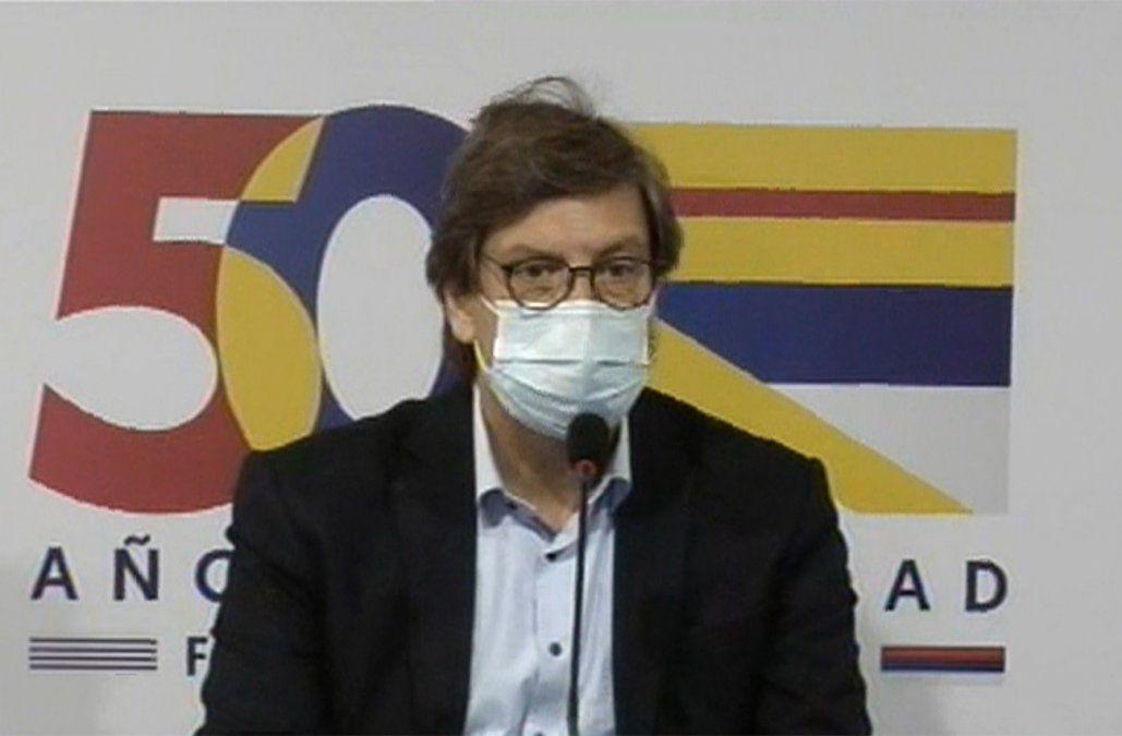 Miranda reclamó medidas urgentes y disminuir la movilidad de la gente para evitar contagios