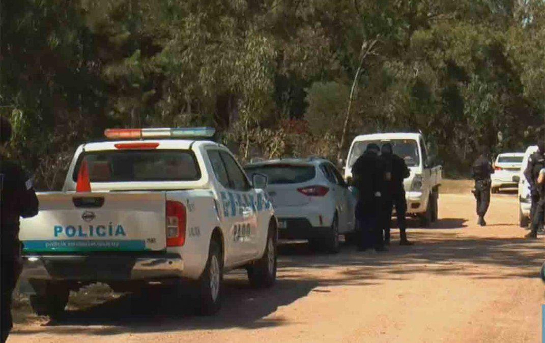 70 policías realizan megaoperativo en Punta del Diablo