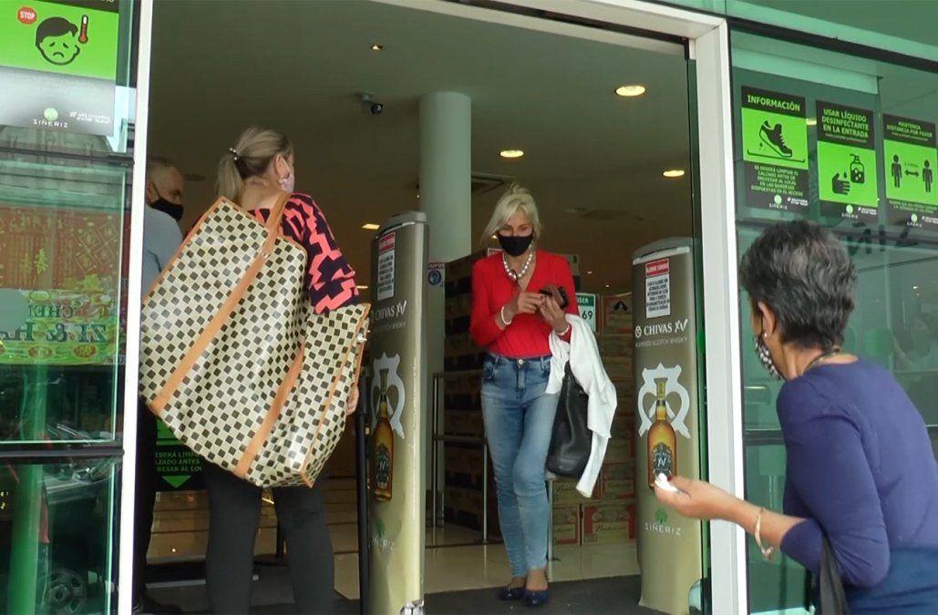 Ventas de los free shops se redujeron casi a la mitad por el cierre de fronteras