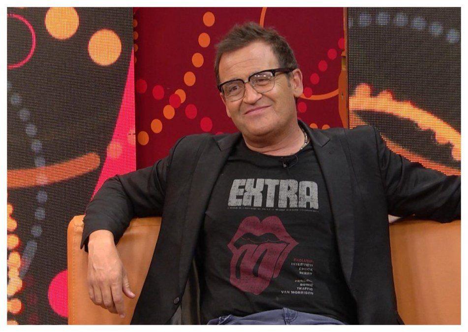 Entre llantos, el comediante Álvaro Navia confirmó que se radica en Uruguay