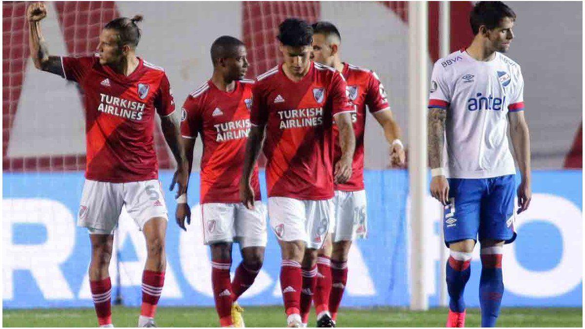 ULTIMO MOMENTO: CONMEBOL SANCIONÓ A RIVER Y NACIONAL AVANZA A SEMIFINALES