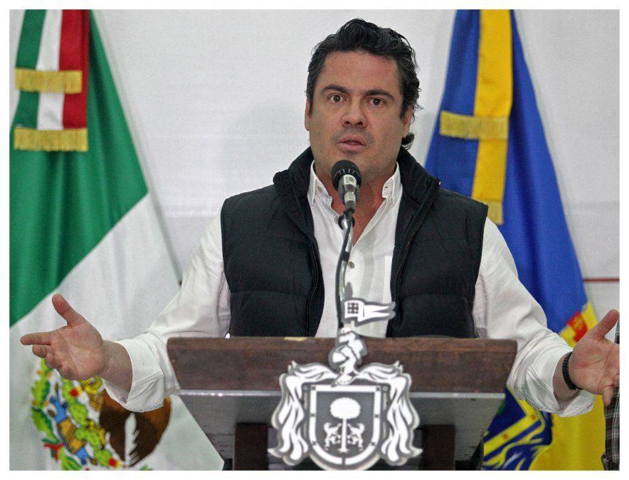Conmoción en México: asesinan a exgobernador de Jalisco, Aristóteles Sandoval