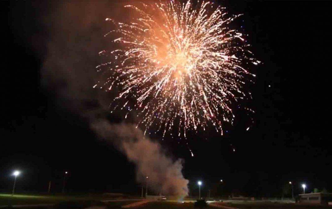 Junta Departamental de Cerro Largo analiza prohibir el uso y venta de fuegos artificiales