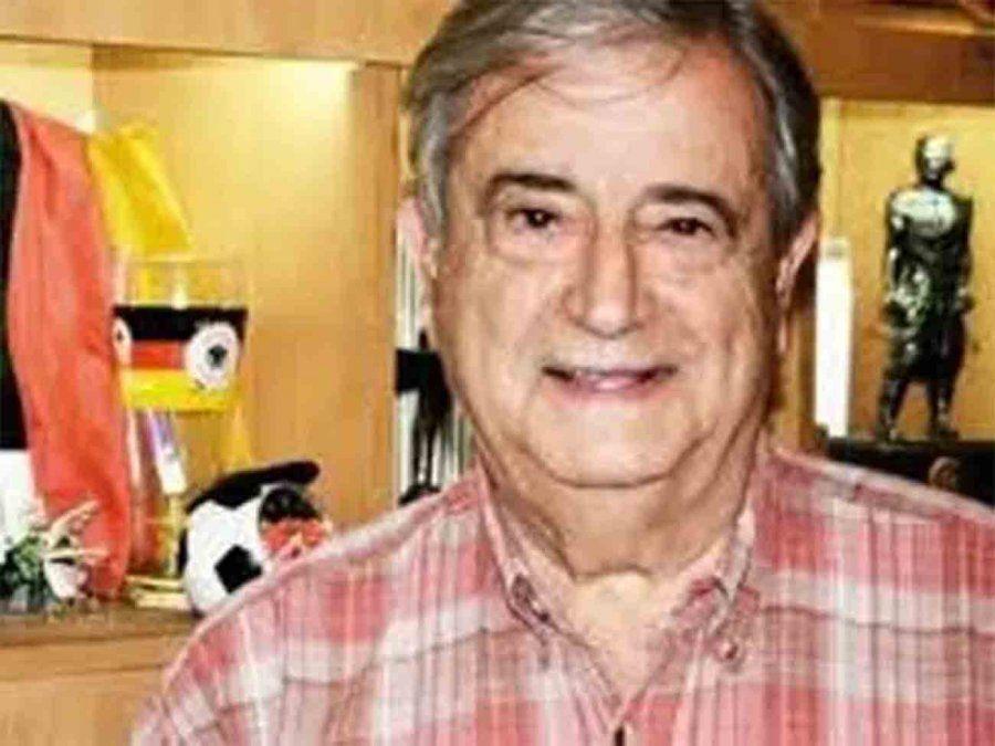 Falleció a los 88 años el periodista Julio Sánchez Padilla