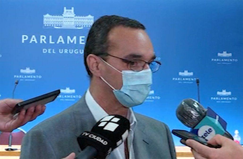 Bartol concurrió al Parlamento y ratificó su apoyo a la directora del Pronadis