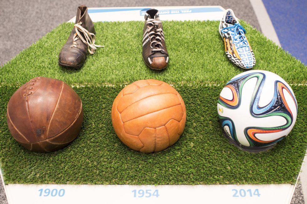 El museo del fútbol vuelve a poner el foco sobre el polémico expresidente de FIFA Sepp Blatter