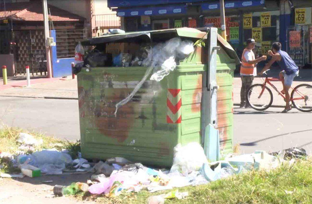 Retraso en la recolección de basura: Adeom estima normalización sobre el 10 de enero