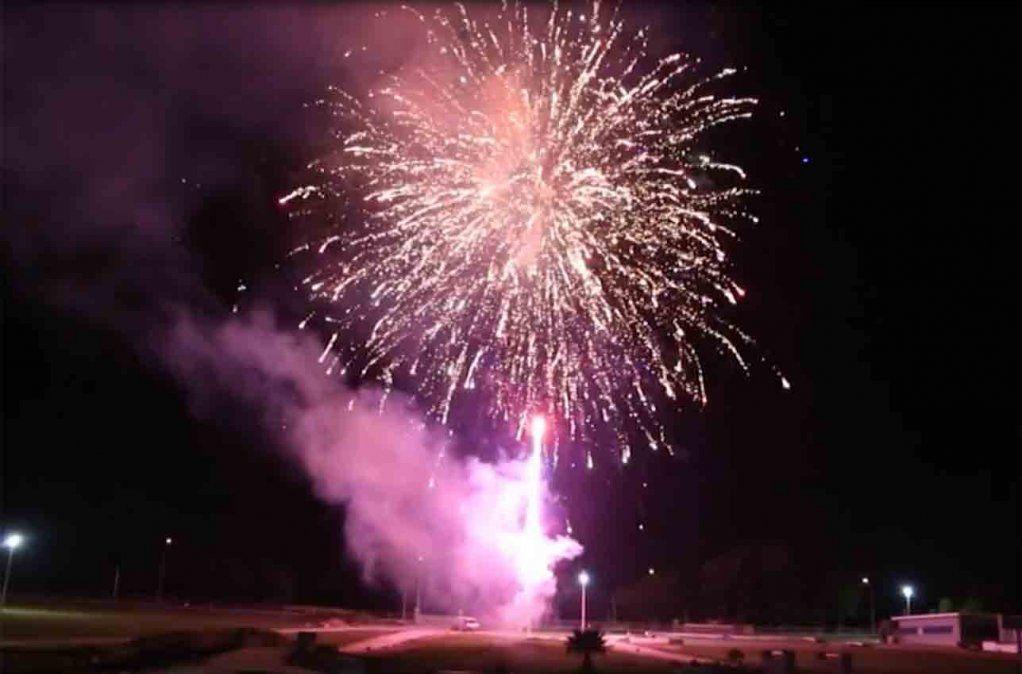 Bomberos exhorta a extremar cuidados con los fuegos artificiales este 24 de diciembre