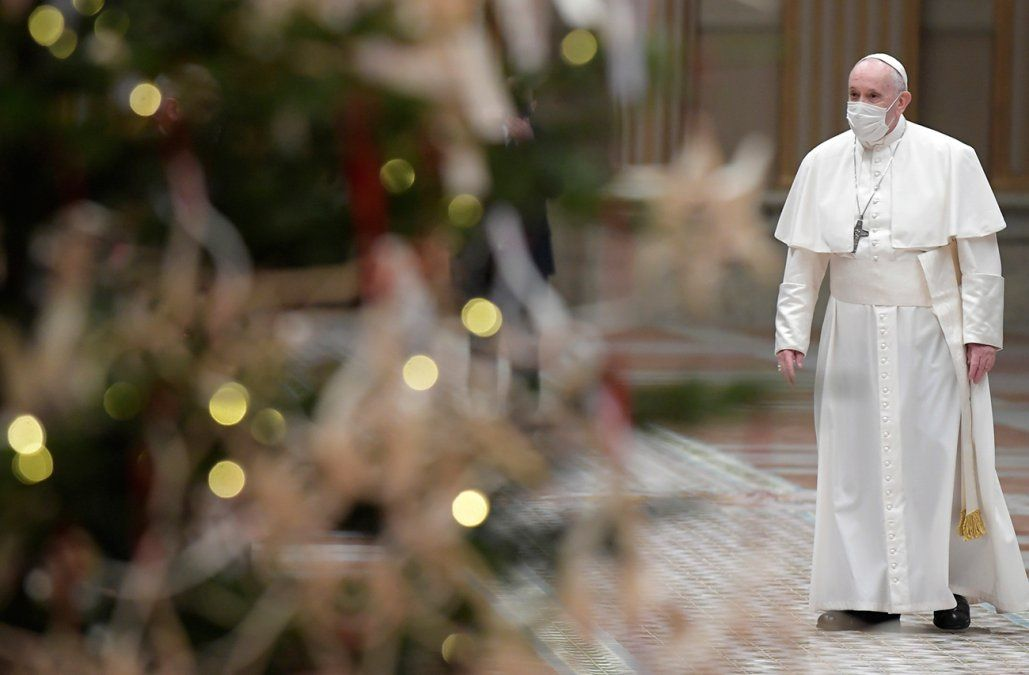Necesitamos más que nunca la fraternidad, dijo el papa en su mensaje de Navidad