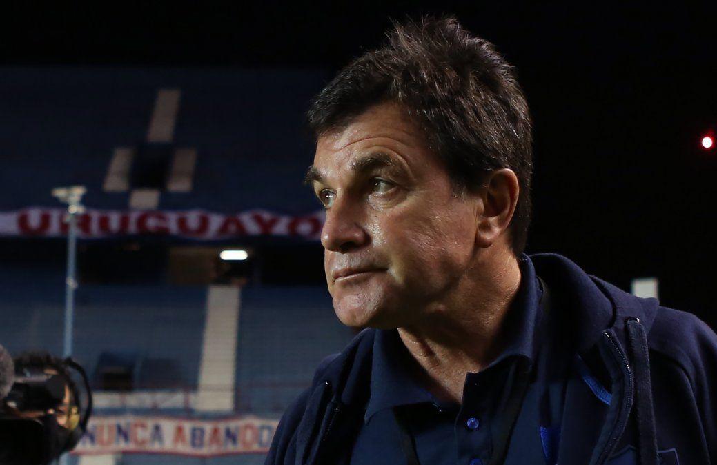 Todo parece indicar que Jorge Giordano seguirá siendo el técnico de Nacional para el Clausura