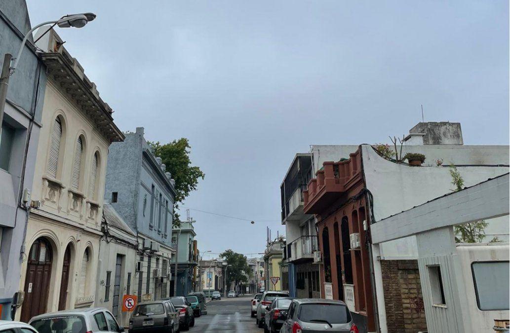 Domingo nuboso con precipitaciones escasas en todo el país