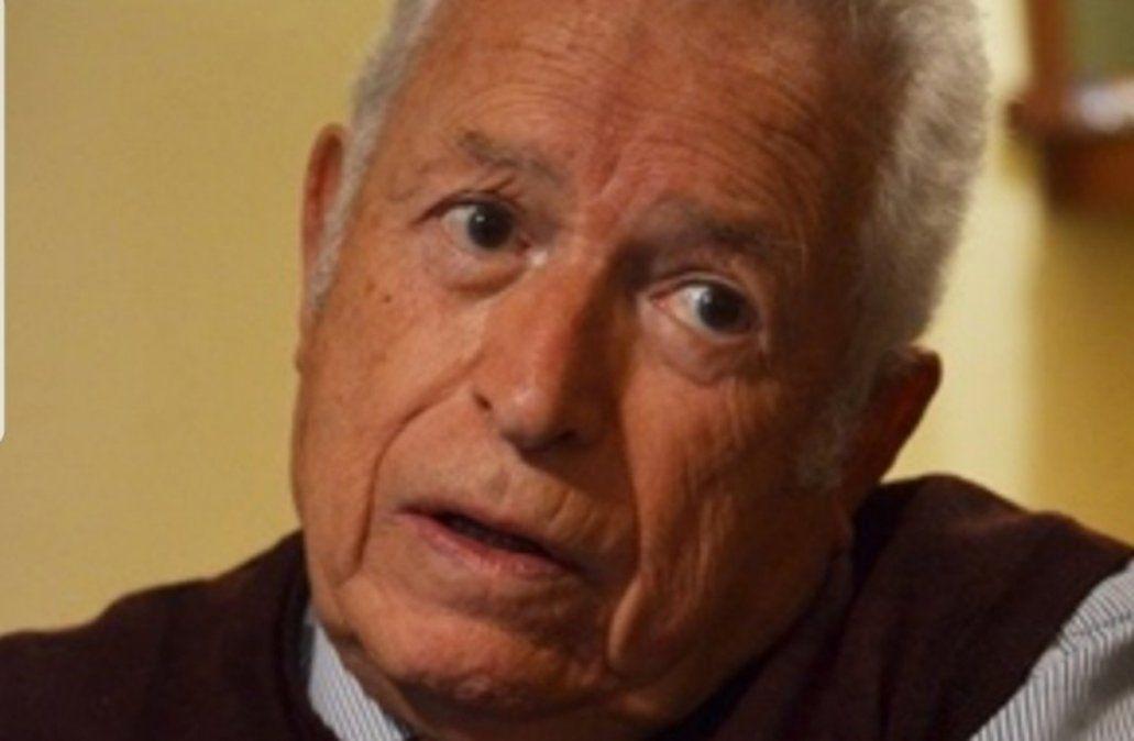 Falleció a los 88 años el profesor Germán Rama