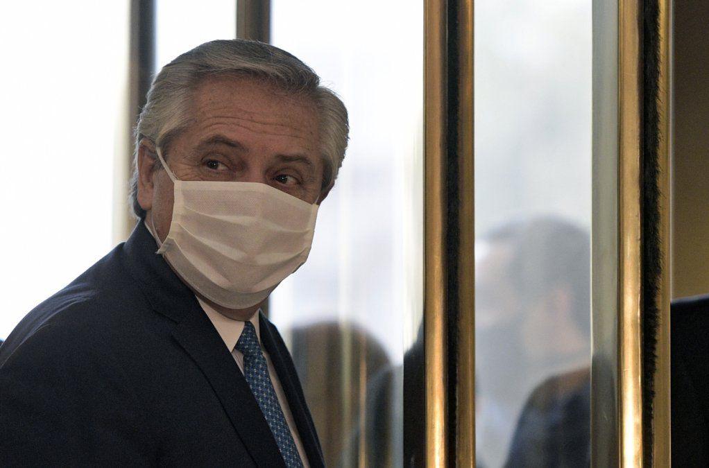 Presidente argentino ayudará a comprar vacunas ante pedido uruguayo