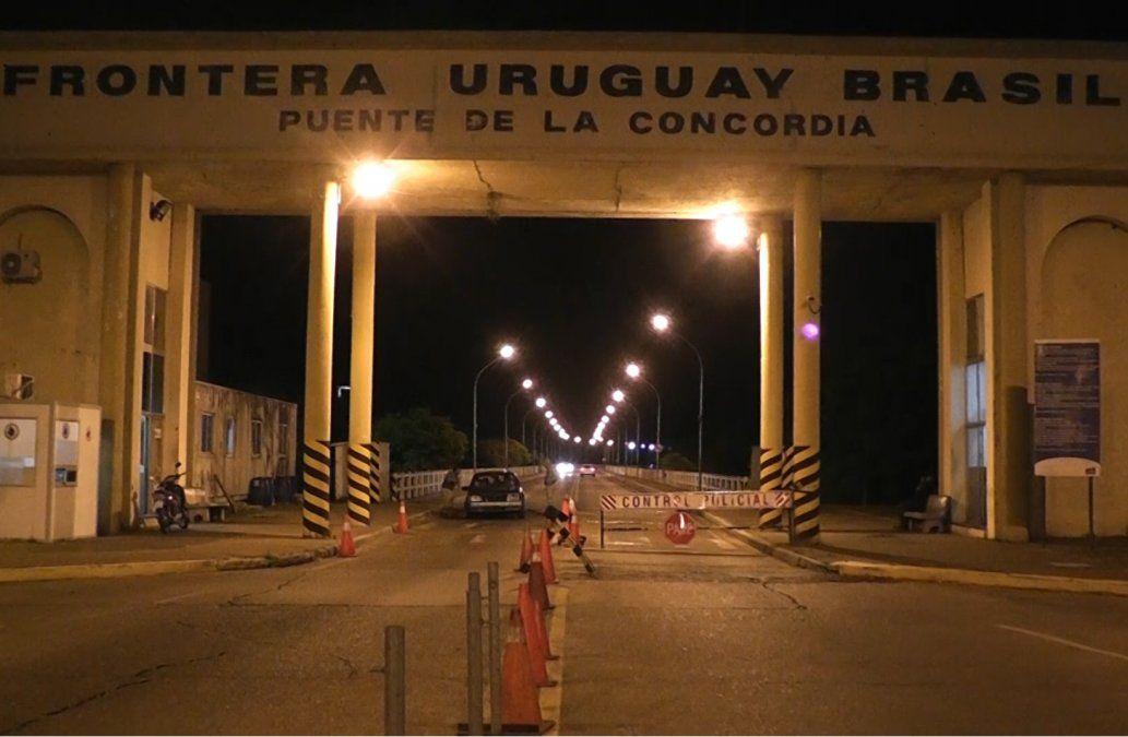 Militar uruguayo alcoholizado detenido en Puente la Concordia