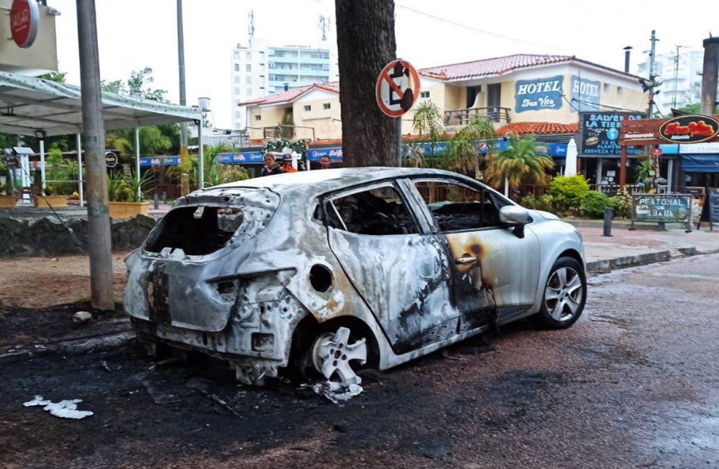 Se busca identificar a tres jóvenes que participaron de los incidentes en Atlántida