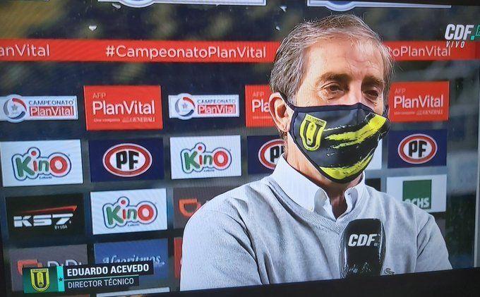 Renuncia Eduardo Acevedo en Chile y se suma a la lista de potenciales técnicos de Nacional
