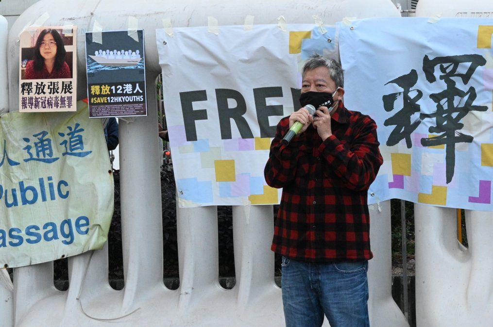 Zhang Zhan, la periodista ciudadana de Wuhan, que se enfrenta sola al poder en China
