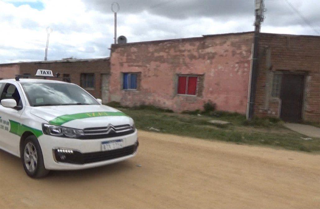 Policía identificó al sospechoso del crimen del taxista y busca su captura