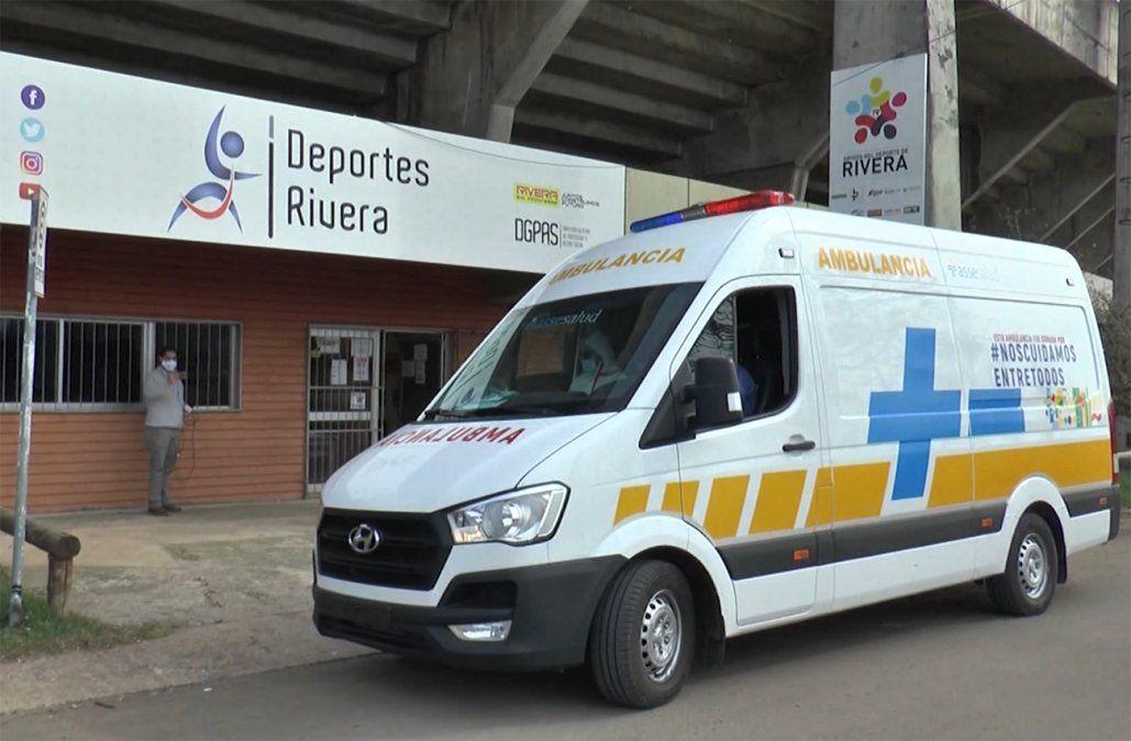 Rivera ingresó en zona roja por aumento de casos de Covid-19 y superó a Montevideo