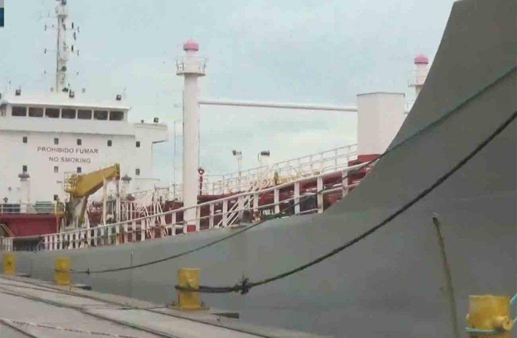Dos embarcaciones aisladas en el Puerto de Fray Bentos por caso positivo de Covid-19