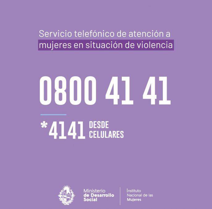 Denuncias por violencia de género aumentan entre un 25 y 30 % en las fiestas de fin de año