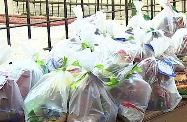 Mides entregará 44 mil canastas durante enero y febrero