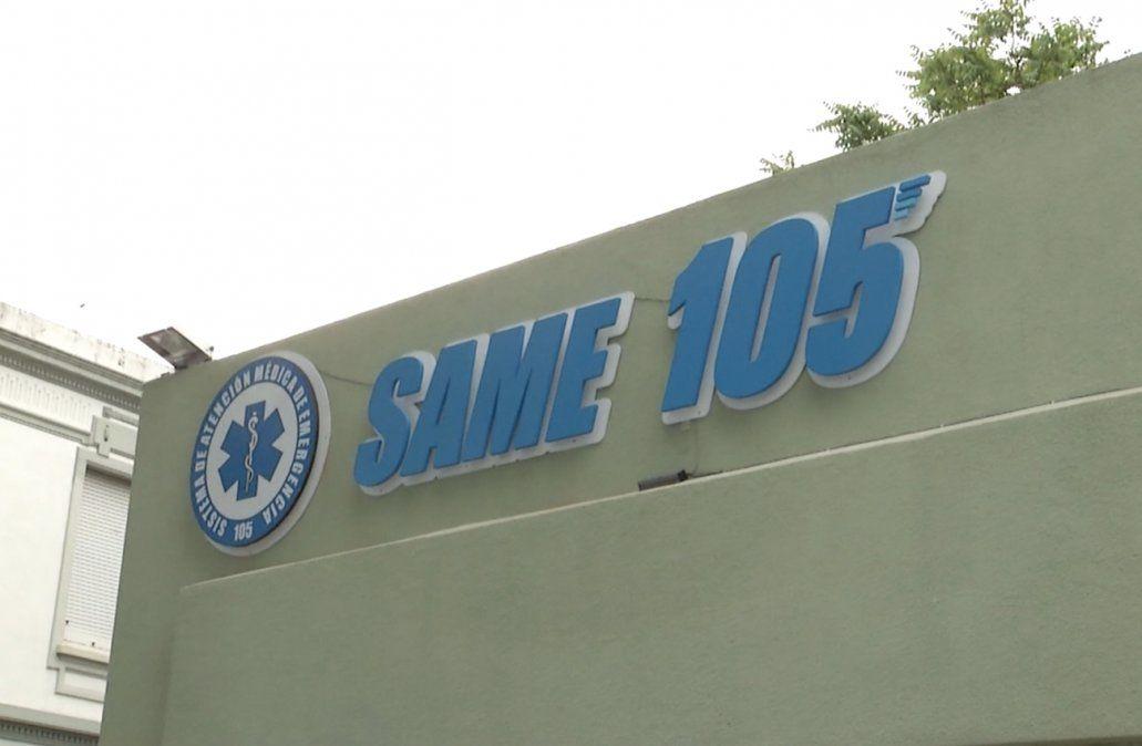 SAME habilitó líneas exclusivas para situaciones de emergencia con riesgo de vida