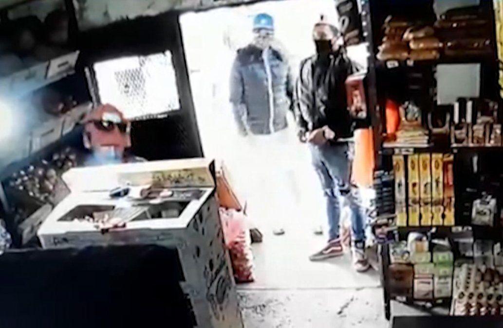 Comerciante baleado en el Cerrito, recibió dos disparos tras una rapiña