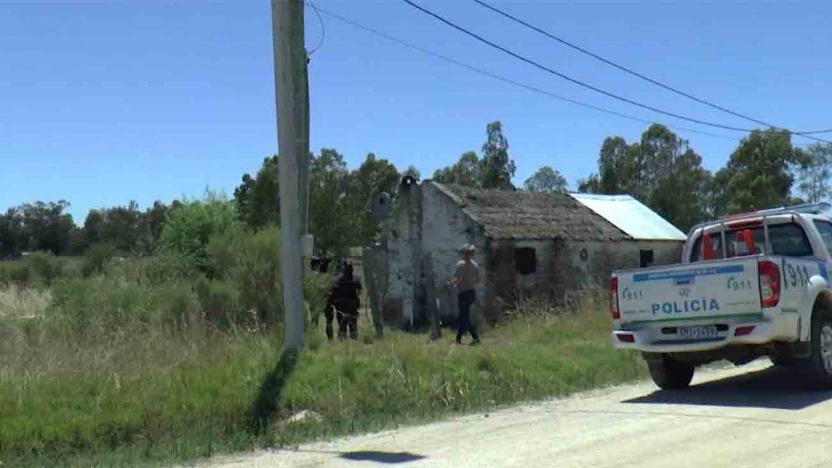 Una mujer falleció en Durazno; su hijo está detenido como principal sospechoso