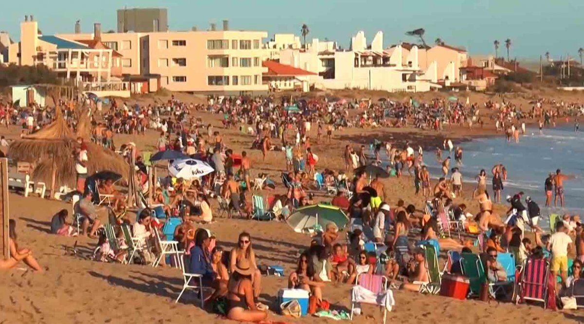 Rocha con 90% de ocupación y playas en Punta del Diablo desbordadas