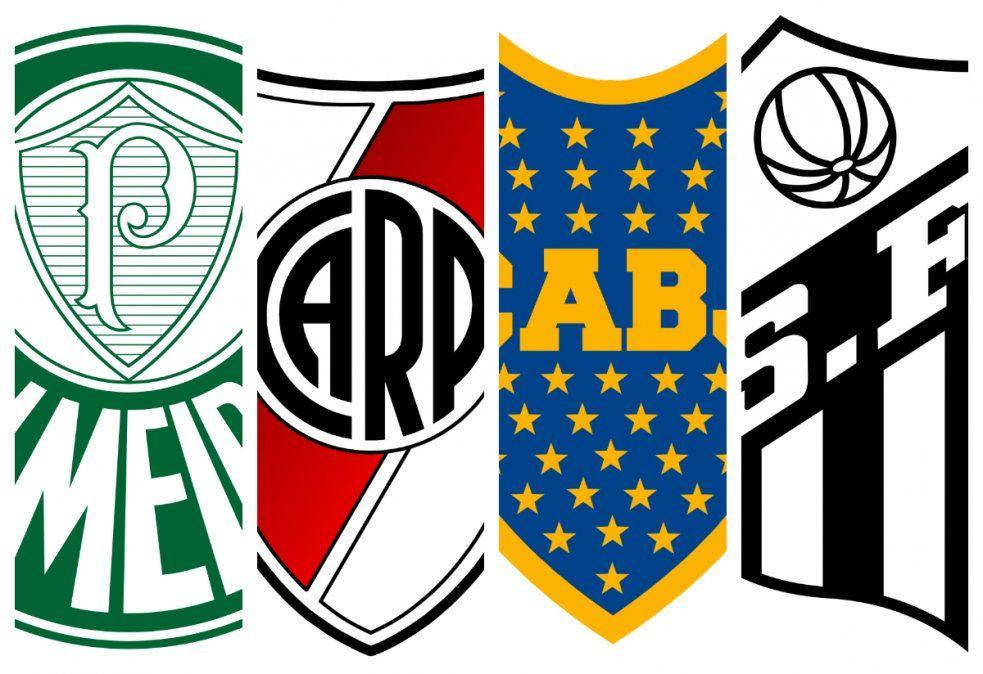River-Palmeiras y Boca-Santos: la Libertadores viste de etiqueta en semifinales