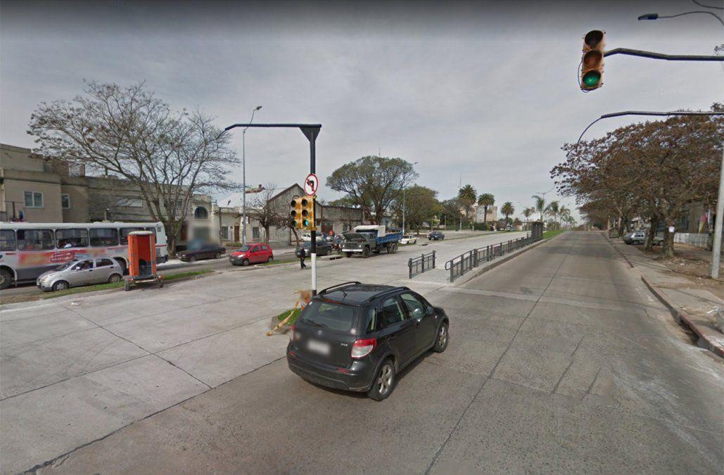 General Flores y Santiago Sierra/Street View/Google