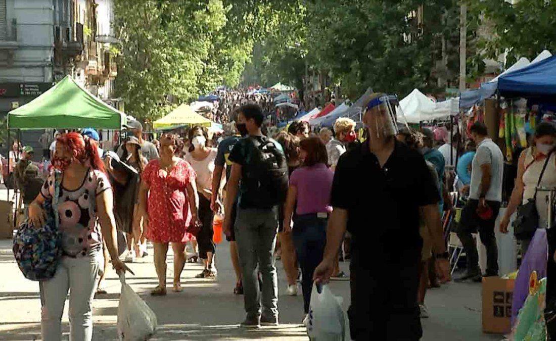 Arenal Grande será peatonal hasta este martes por Reyes