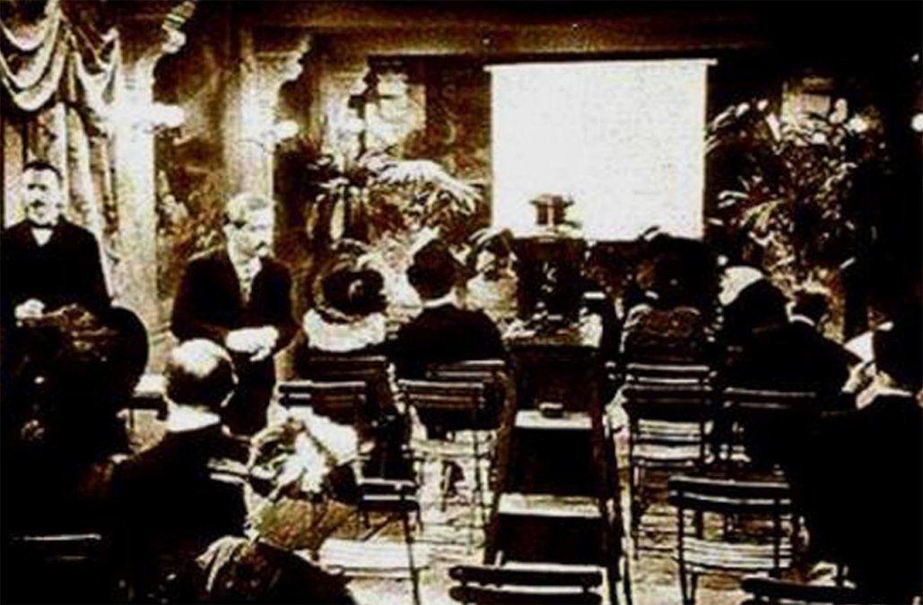 El cine cumplió 125 años en plena pandemia