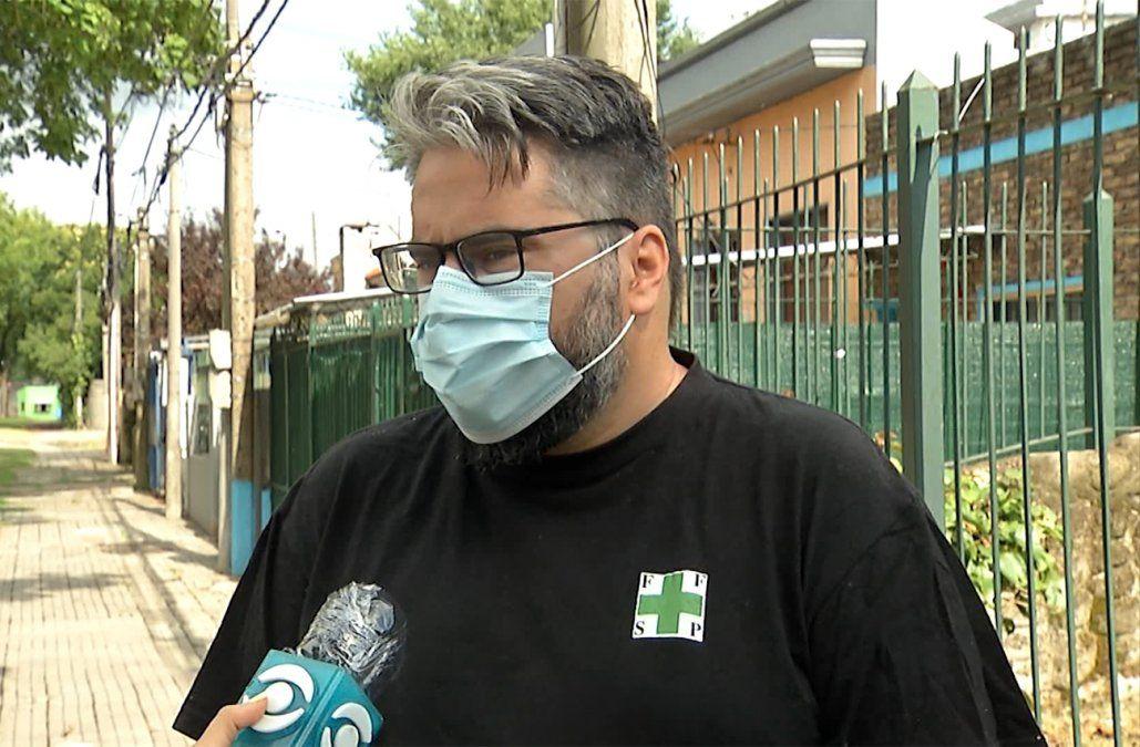 Trabajadores de la salud en cuarentena denuncian descuentos de salario