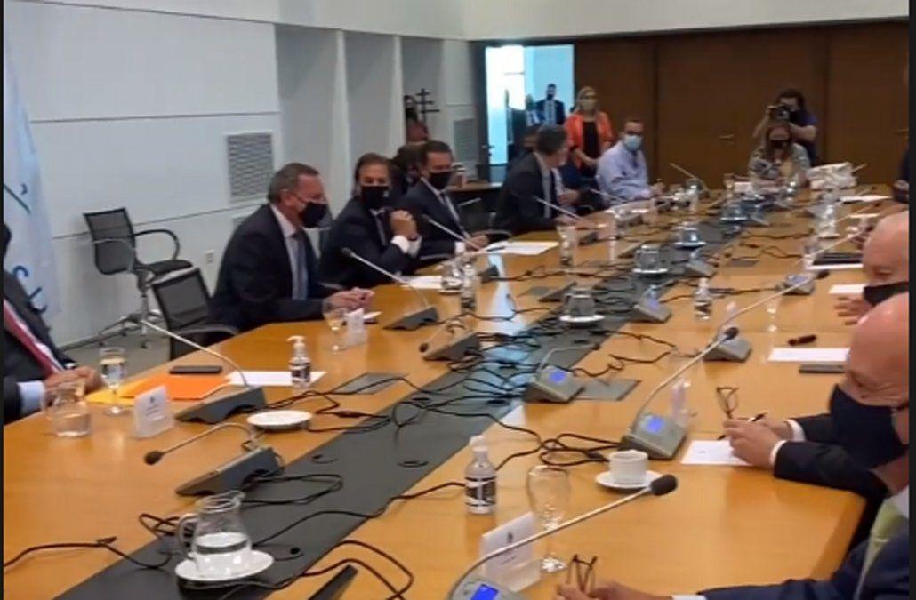 Comenzó Consejo de Ministros para analizar impacto de las medidas contra el coronavirus