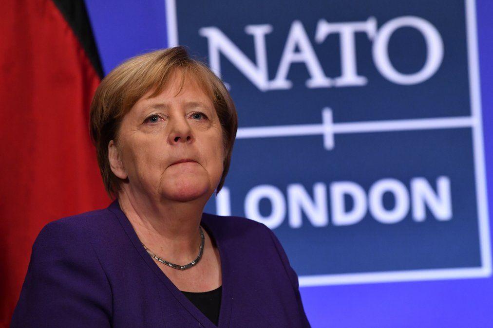 Merkel, furiosa, considera que Trump tiene parte de responsabilidad en disturbios en Washington
