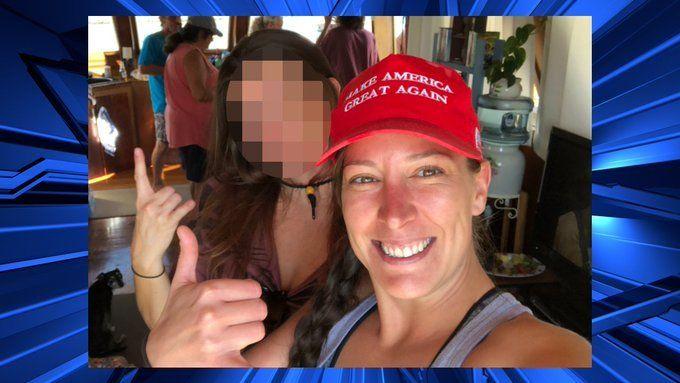 Ashli Babbit, muerta en el Capitolio era militar y fan de Donald Trump
