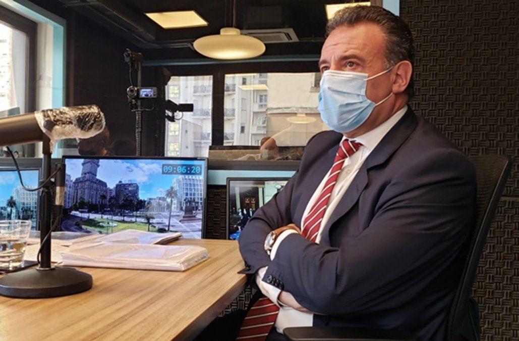 En el 38% de los casos de Covid no se pudo establecer el origen del contagio, dijo Salinas
