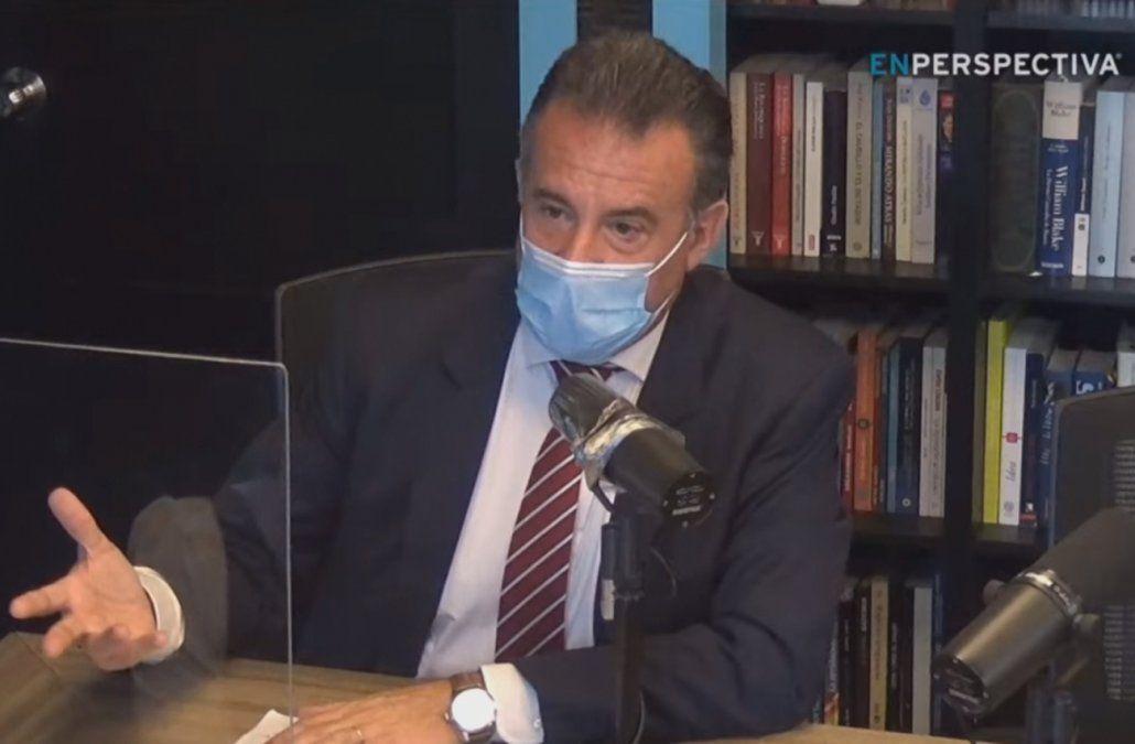 Salinas anunció que vacunas de la OMS se distribuirán en el primer trimestre