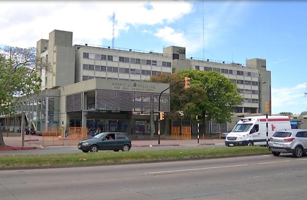 Niño de 5 años con Covid-19 fue internado en el CTI del hospital Policial