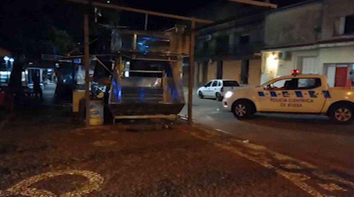 Accidente laboral: un hombre murió electrocutado mientras trabajaba en un local