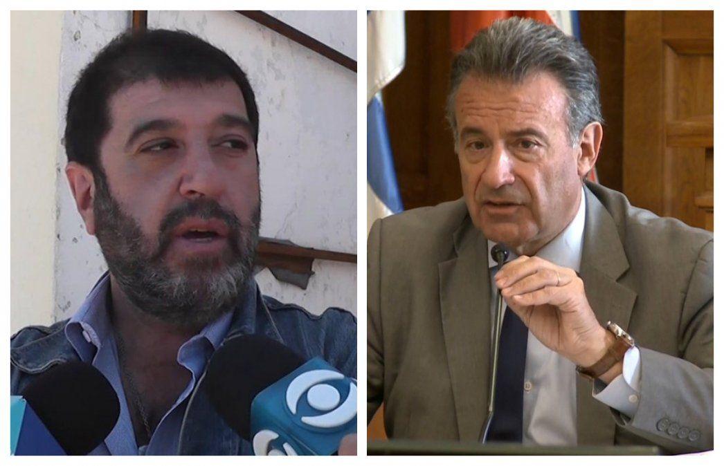 Pereyra tildó a Salinas de irresponsable por acusar a gremios de propagar Covid-19
