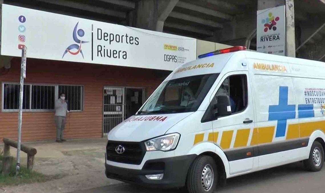 Médicos de Rivera advierten saturación del sistema de salud ante aumento de casos