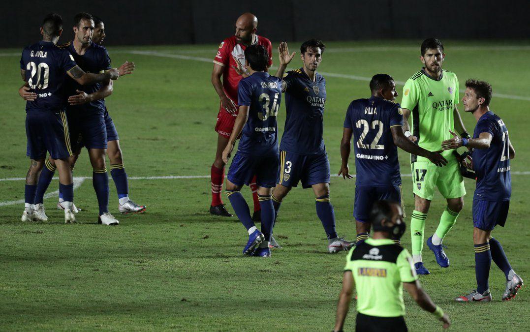 Boca primer finalista de Copa Maradona del fútbol argentino